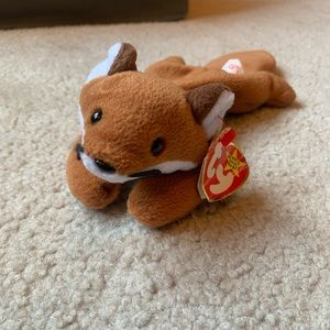 Sly the Beanie Baby